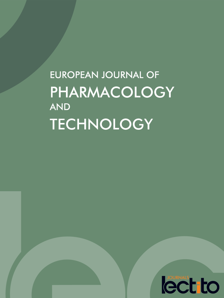 European Journal of Pharmacology and Technology